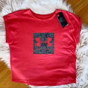 🆕Under Armour Loose T-shirt